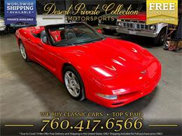 1998 Chevrolet Corvette (CC-1410614) for sale in Palm Desert , California