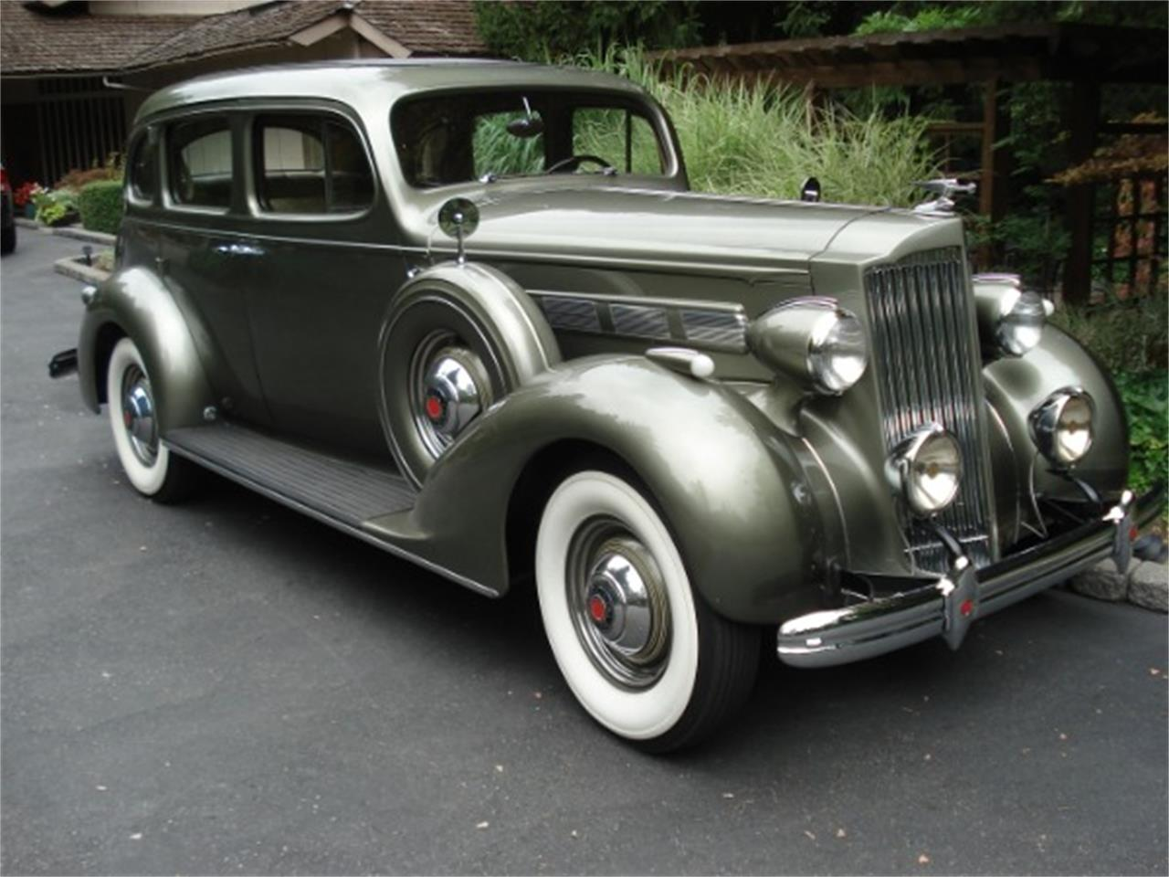 1937 Packard 120 (CC-1416153) for sale in Cornelius, North Carolina