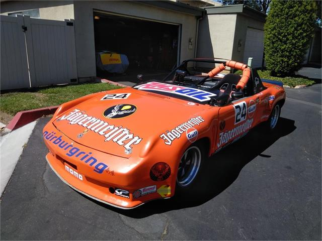 1972 Porsche 914 (CC-1416163) for sale in Corona, California