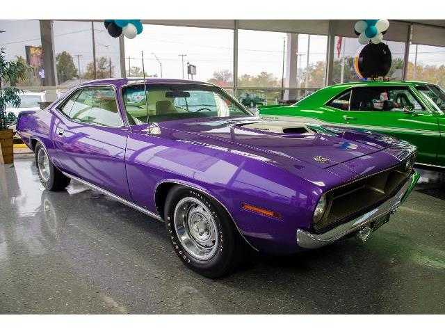 1970 Plymouth Cuda (CC-1416165) for sale in Bristol, Pennsylvania