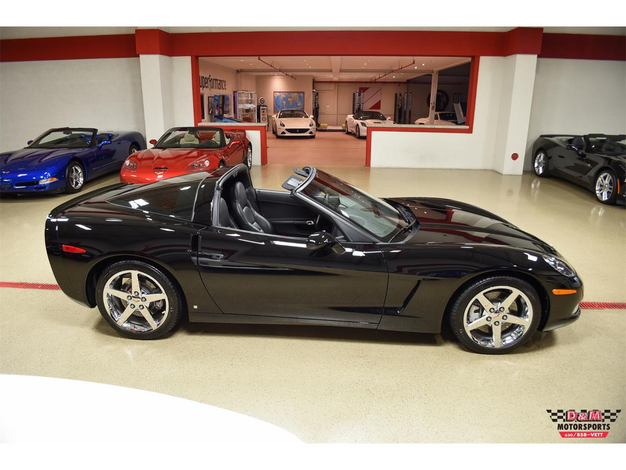 2008 Chevrolet Corvette (CC-1416166) for sale in Glen Ellyn, Illinois