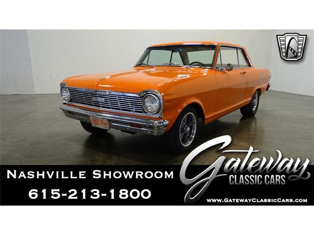 1965 Chevrolet Nova (CC-1416175) for sale in O'Fallon, Illinois