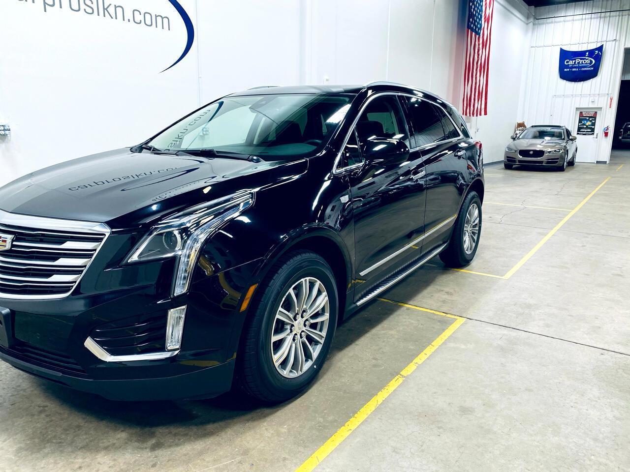 2017 Cadillac XT5 (CC-1416180) for sale in Mooresville, North Carolina