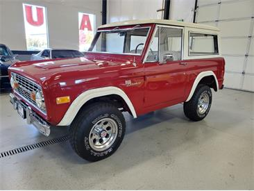 1977 Ford Bronco (CC-1416181) for sale in Bend, Oregon