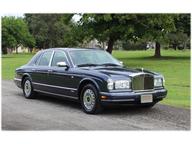 2002 Rolls-Royce Silver Seraph (CC-1416185) for sale in North Miami , Florida