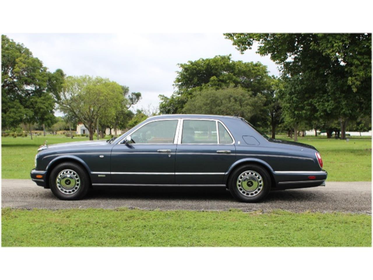 2002 Rolls-Royce Silver Seraph (CC-1416185) for sale in North Miami , Florida