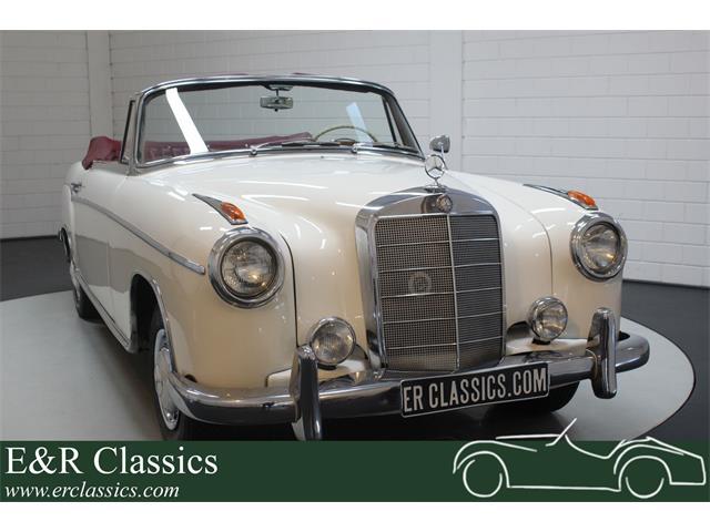 1960 Mercedes-Benz 220SE (CC-1416193) for sale in Waalwijk, Noord Brabant