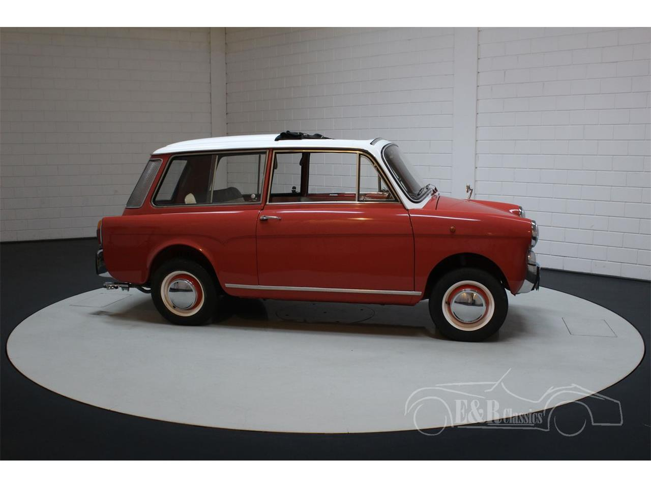 1961 Autobianchi Bianchina Panoramica (CC-1416195) for sale in Waalwijk, Noord-Brabant