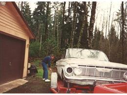 1961 Chevrolet Impala (CC-1410621) for sale in Seattle, Washington