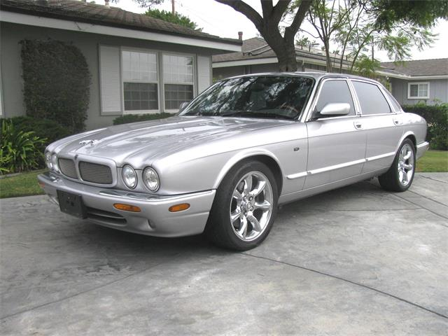 2002 Jaguar XJR (CC-1416216) for sale in Camarillo, California