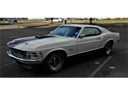 1970 Ford Mustang Mach 1 (CC-1416222) for sale in Tacoma, Washington