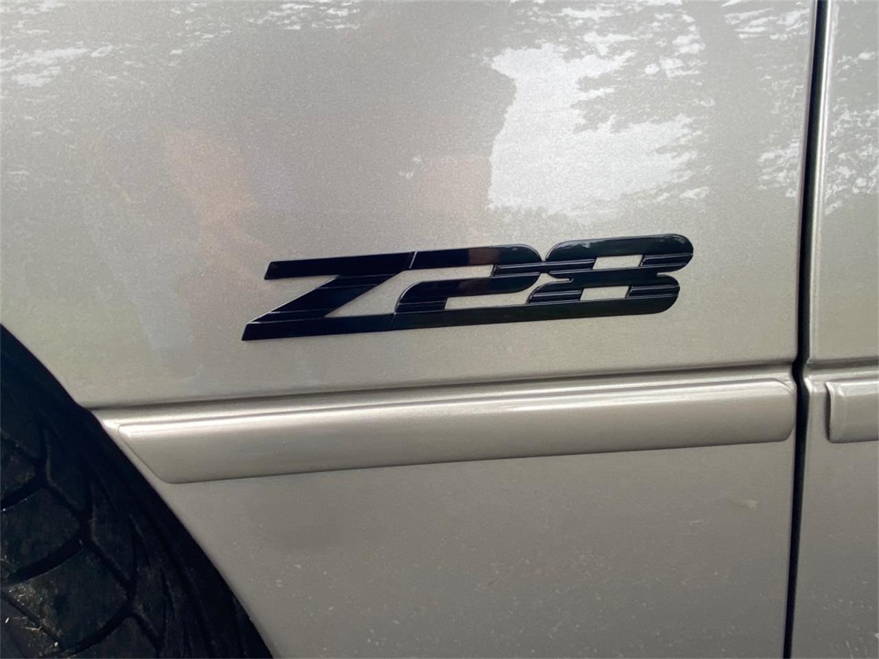 2002 Chevrolet Camaro Z28 (CC-1416243) for sale in billings, Montana