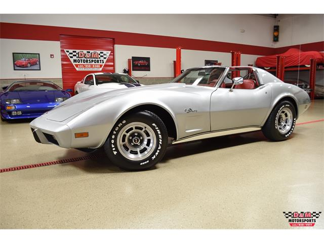 1976 Chevrolet Corvette (CC-1410625) for sale in Glen Ellyn, Illinois
