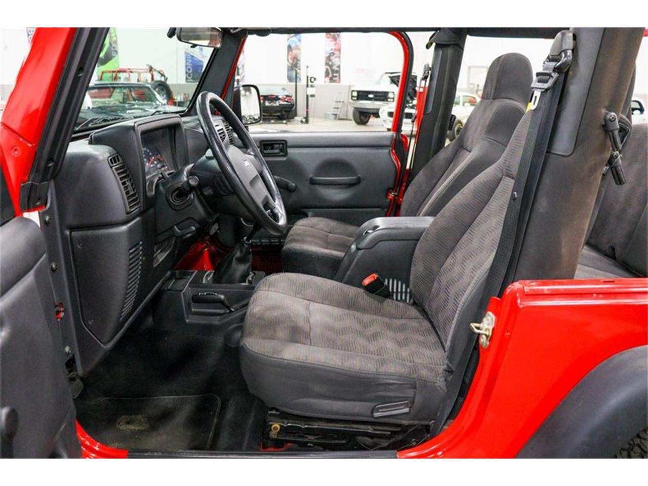 2005 Jeep Wrangler (CC-1416253) for sale in Kentwood, Michigan