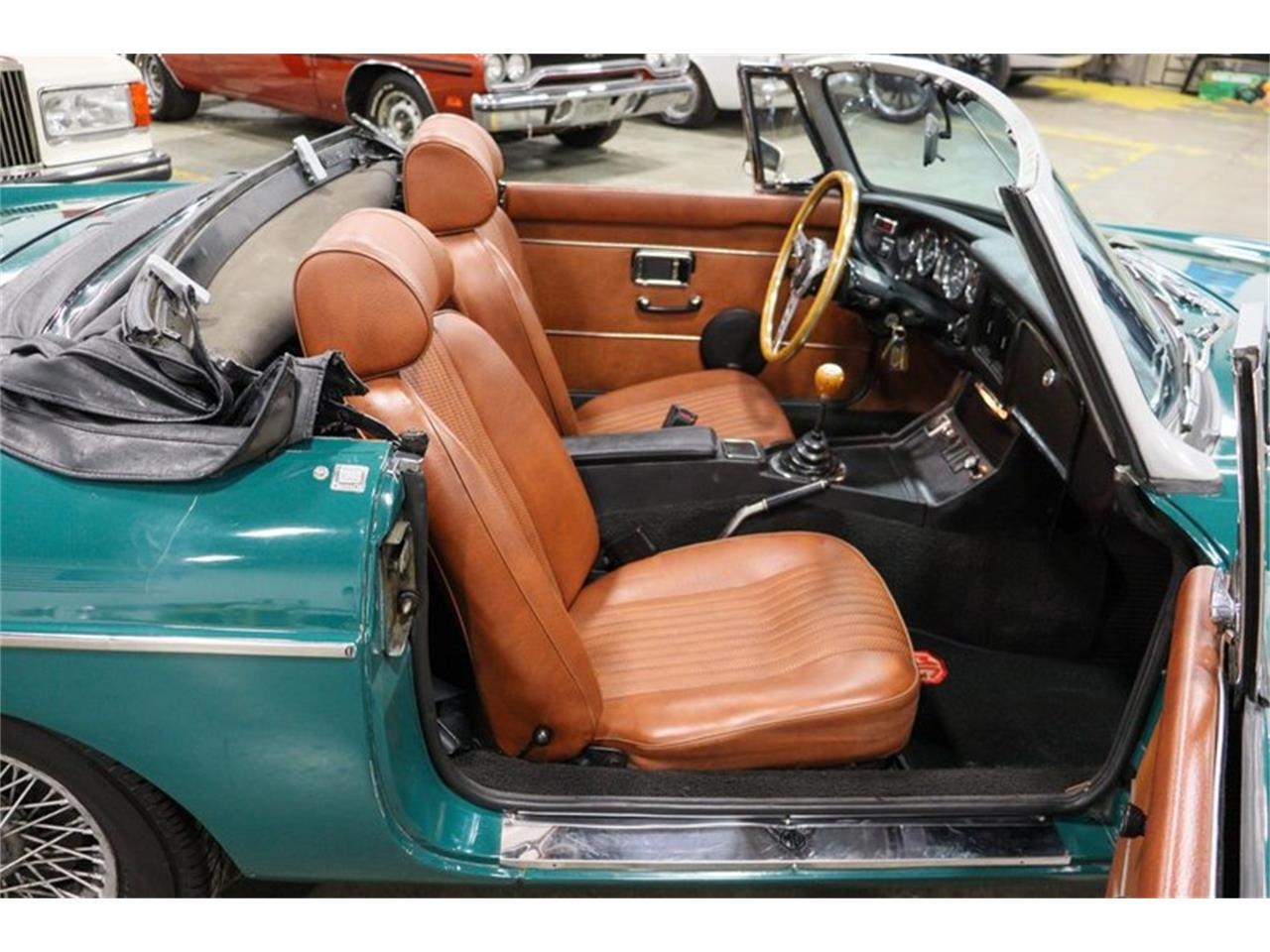 1972 MG MGB (CC-1416255) for sale in Kentwood, Michigan