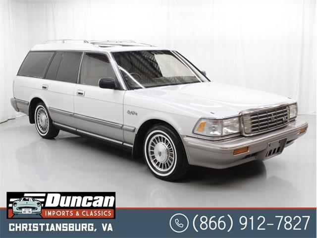 1991 Toyota Crown (CC-1416256) for sale in Christiansburg, Virginia