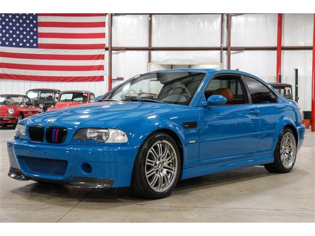 2001 BMW M3 (CC-1416258) for sale in Kentwood, Michigan