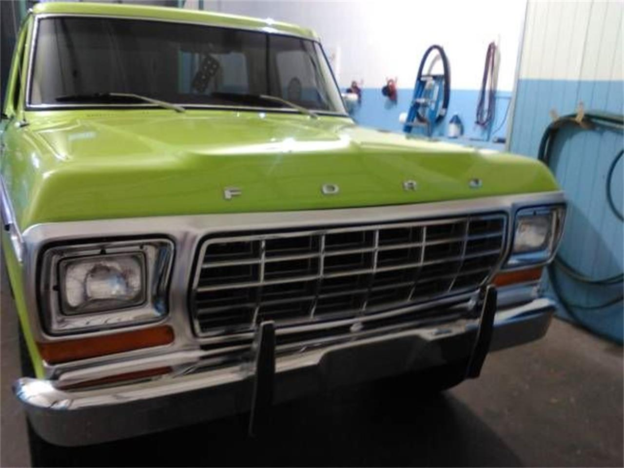 1979 Ford F150 (CC-1416259) for sale in Cadillac, Michigan