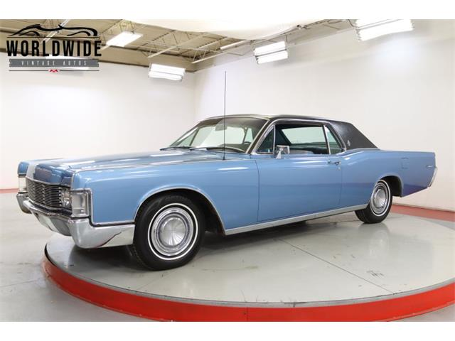1968 Lincoln Continental (CC-1416263) for sale in Denver , Colorado