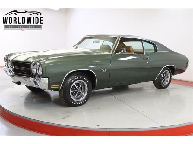 1970 Chevrolet Chevelle (CC-1416268) for sale in Denver , Colorado