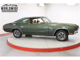 1970 Chevrolet Chevelle (CC-1416268) for sale in Denver , Colorado