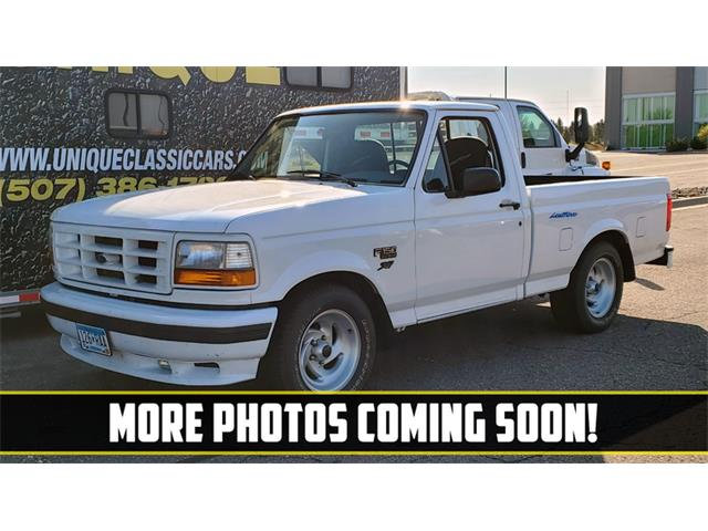 1995 Ford Lightning (CC-1416273) for sale in Mankato, Minnesota