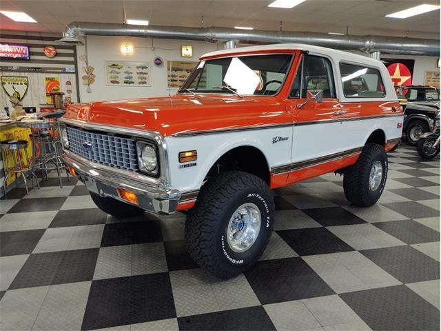1972 Chevrolet Blazer (CC-1416276) for sale in Greensboro, North Carolina