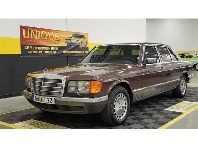 1983 Mercedes-Benz 500SEL (CC-1416283) for sale in Mankato, Minnesota