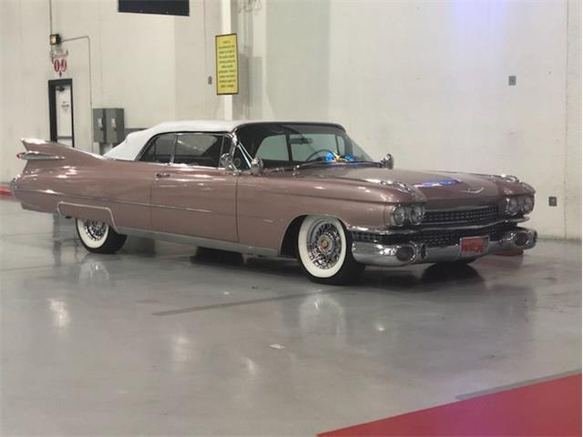 1959 Cadillac Series 62 (CC-1416287) for sale in Greensboro, North Carolina