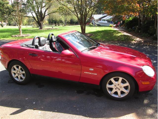 1998 Mercedes-Benz Roadster (CC-1416290) for sale in Greensboro, North Carolina