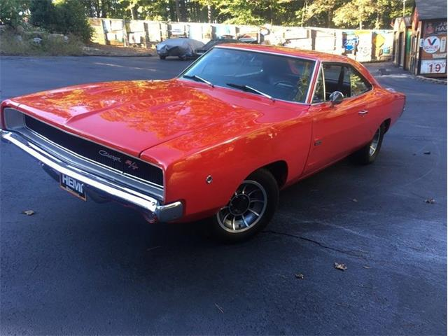 1968 Dodge Charger (CC-1416293) for sale in Greensboro, North Carolina
