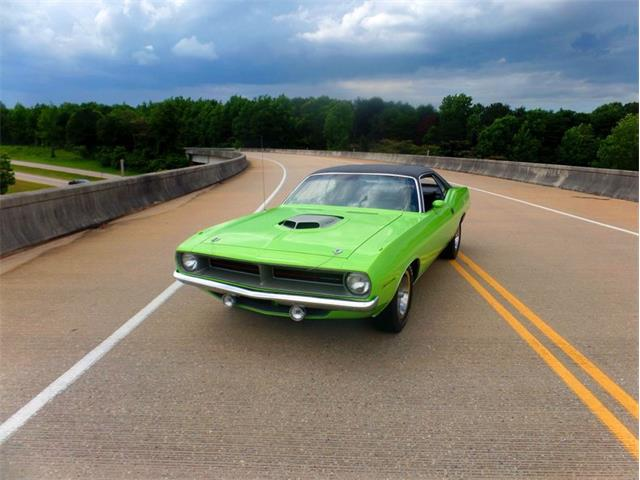 1970 Plymouth Cuda (CC-1416295) for sale in Greensboro, North Carolina