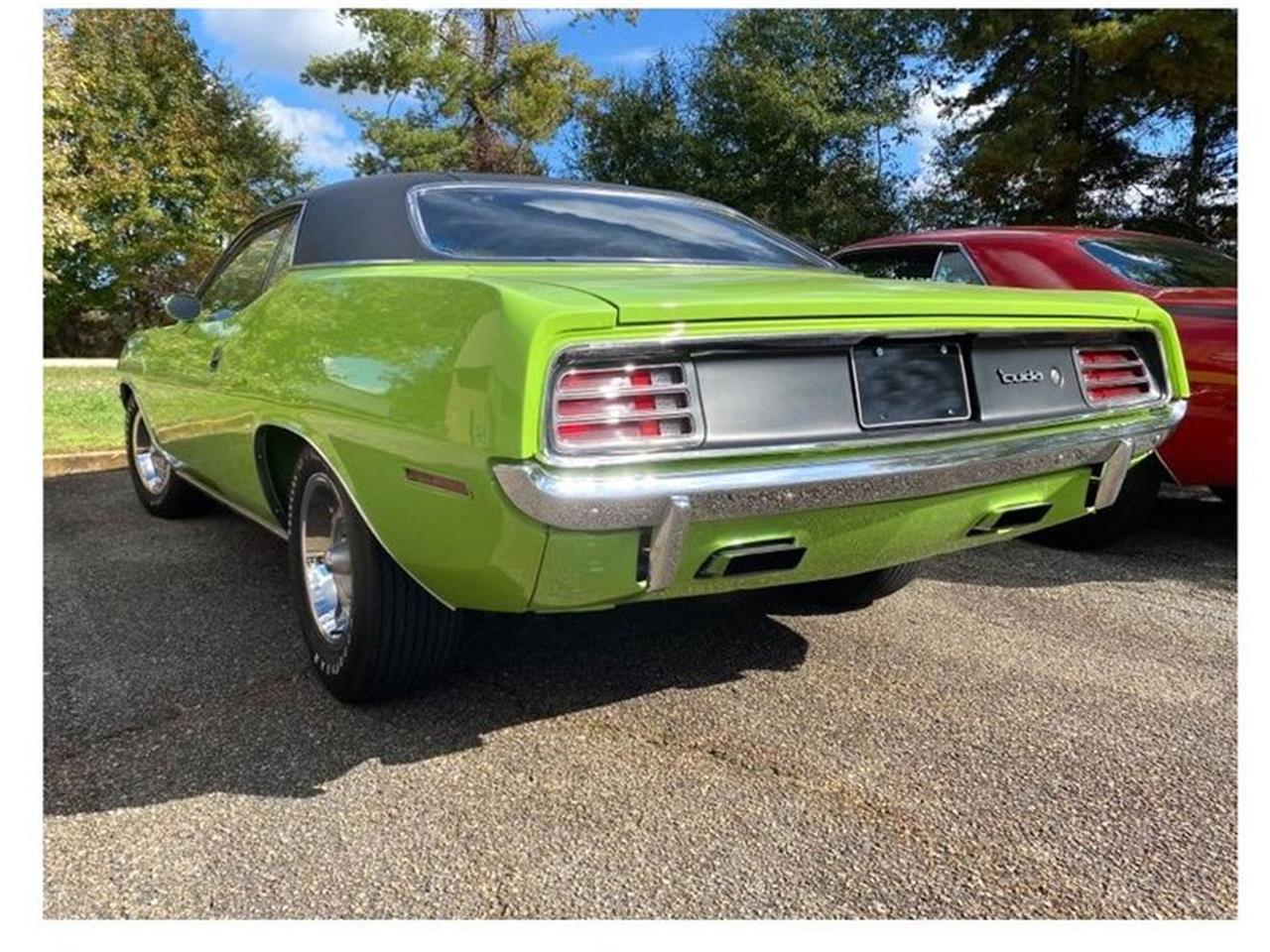 1970 Plymouth Cuda (CC-1416295) for sale in Greensboro, North Carolina
