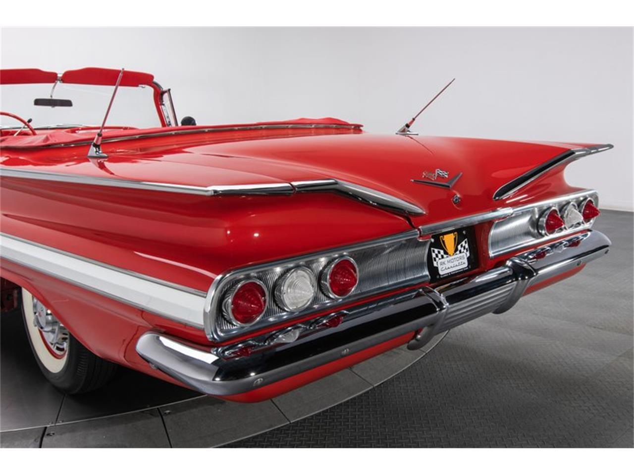 1960 Chevrolet Impala (CC-1416305) for sale in Charlotte, North Carolina
