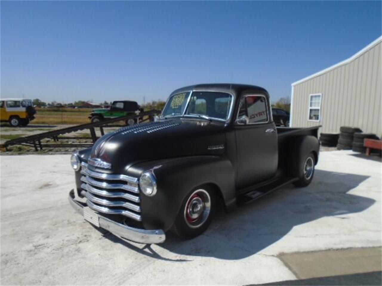 1952 Chevrolet 3100 (CC-1416310) for sale in Staunton, Illinois