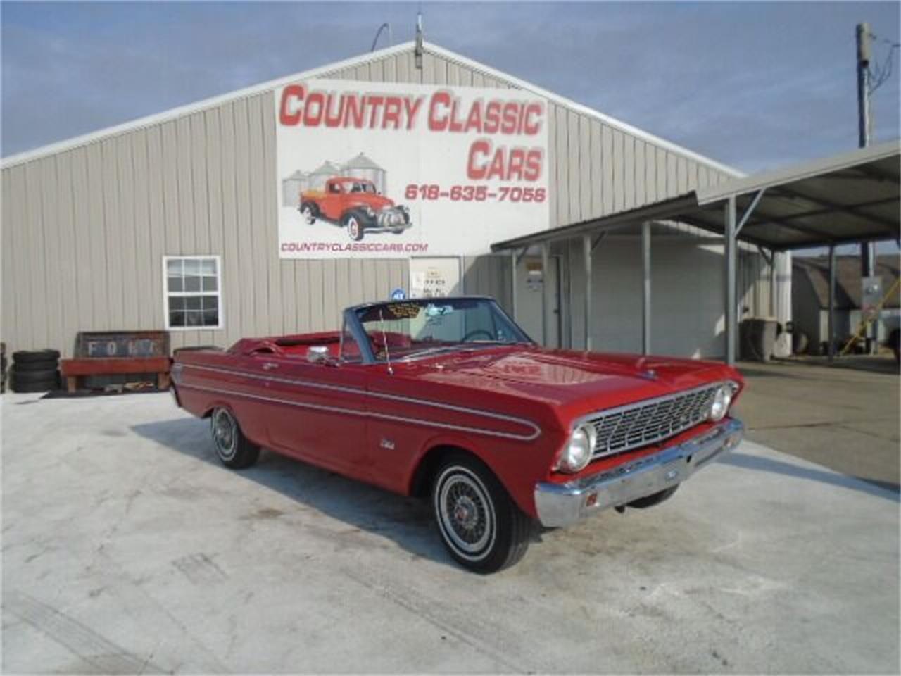 1964 Ford Falcon (CC-1416311) for sale in Staunton, Illinois