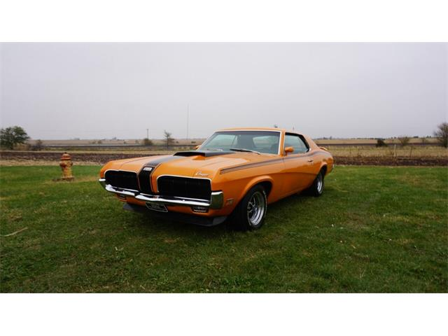 1970 Mercury Cougar (CC-1416324) for sale in Clarence, Iowa