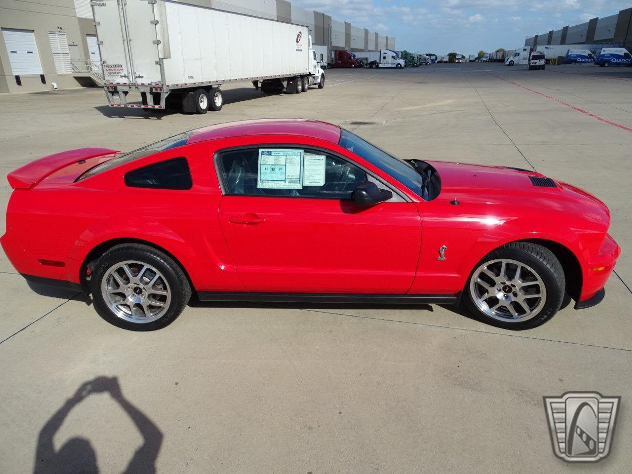 2007 Ford Mustang (CC-1416325) for sale in O'Fallon, Illinois