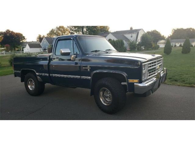 1987 Chevrolet Silverado (CC-1416329) for sale in Cadillac, Michigan