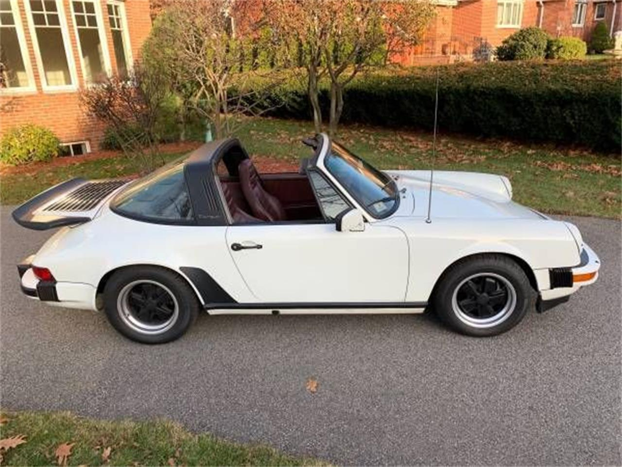 1984 Porsche 911 Carrera (CC-1416332) for sale in Cadillac, Michigan