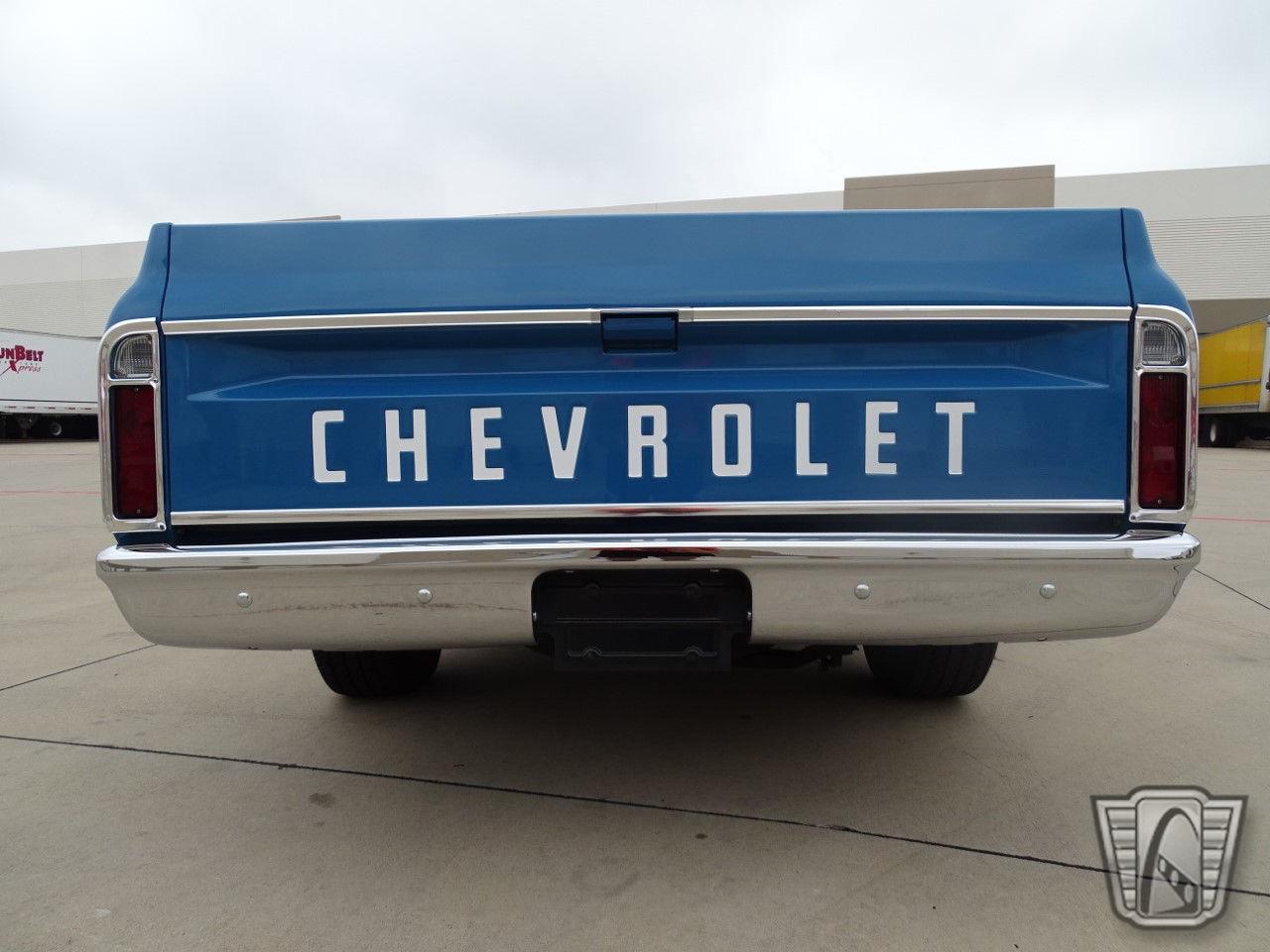 1972 Chevrolet C10 (CC-1416333) for sale in O'Fallon, Illinois