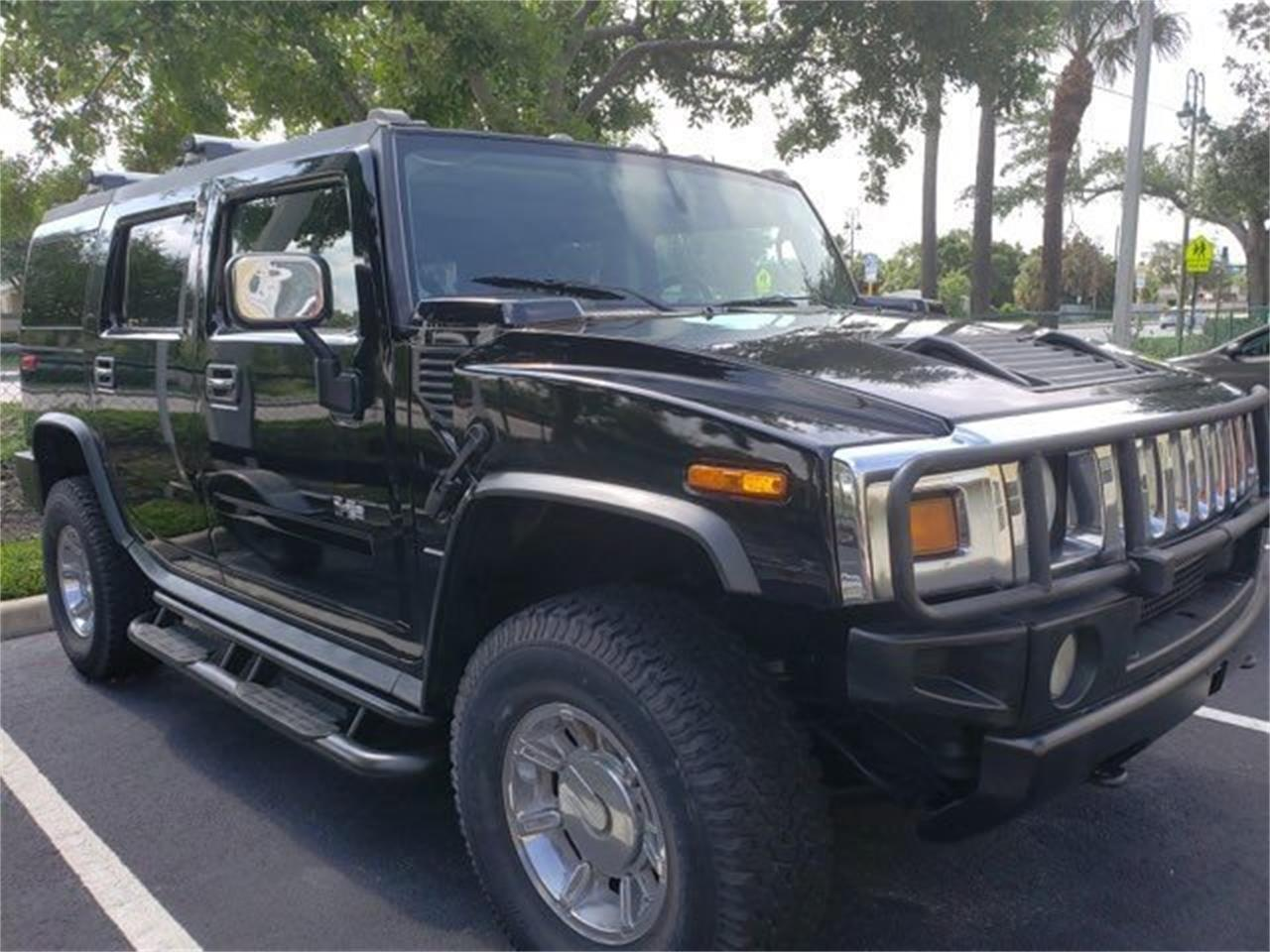 2002 Hummer H2 (CC-1416334) for sale in Punta Gorda, Florida