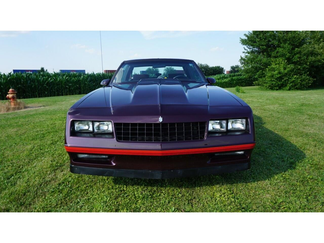 1987 Chevrolet Monte Carlo (CC-1416335) for sale in Clarence, Iowa