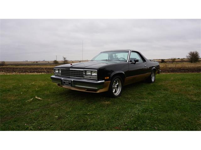 1985 Chevrolet El Camino (CC-1416341) for sale in Clarence, Iowa