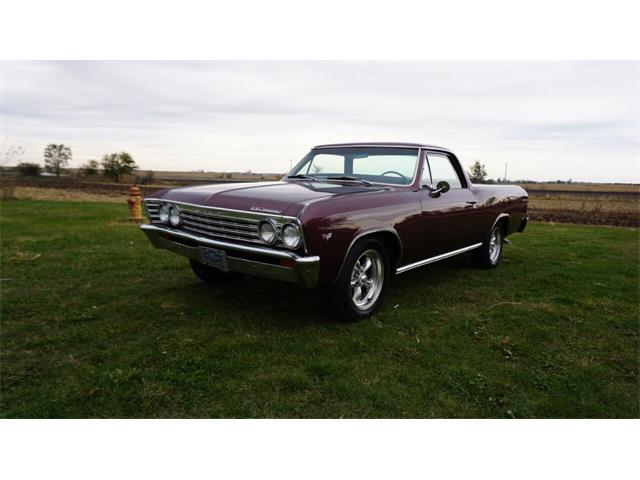 1967 Chevrolet El Camino (CC-1416345) for sale in Clarence, Iowa