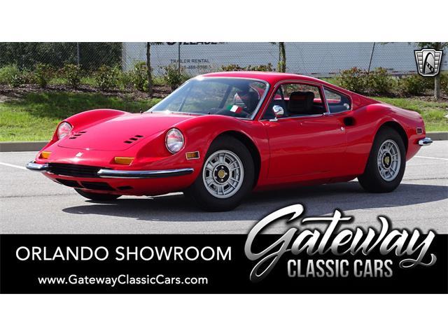 1972 Ferrari Dino (CC-1410635) for sale in O'Fallon, Illinois