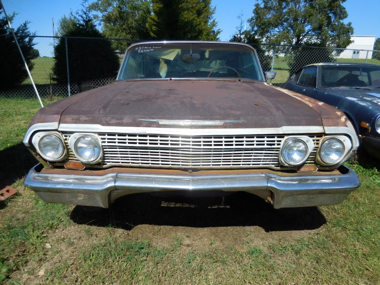 1963 Chevrolet Impala (CC-1416352) for sale in Gray Court, South Carolina