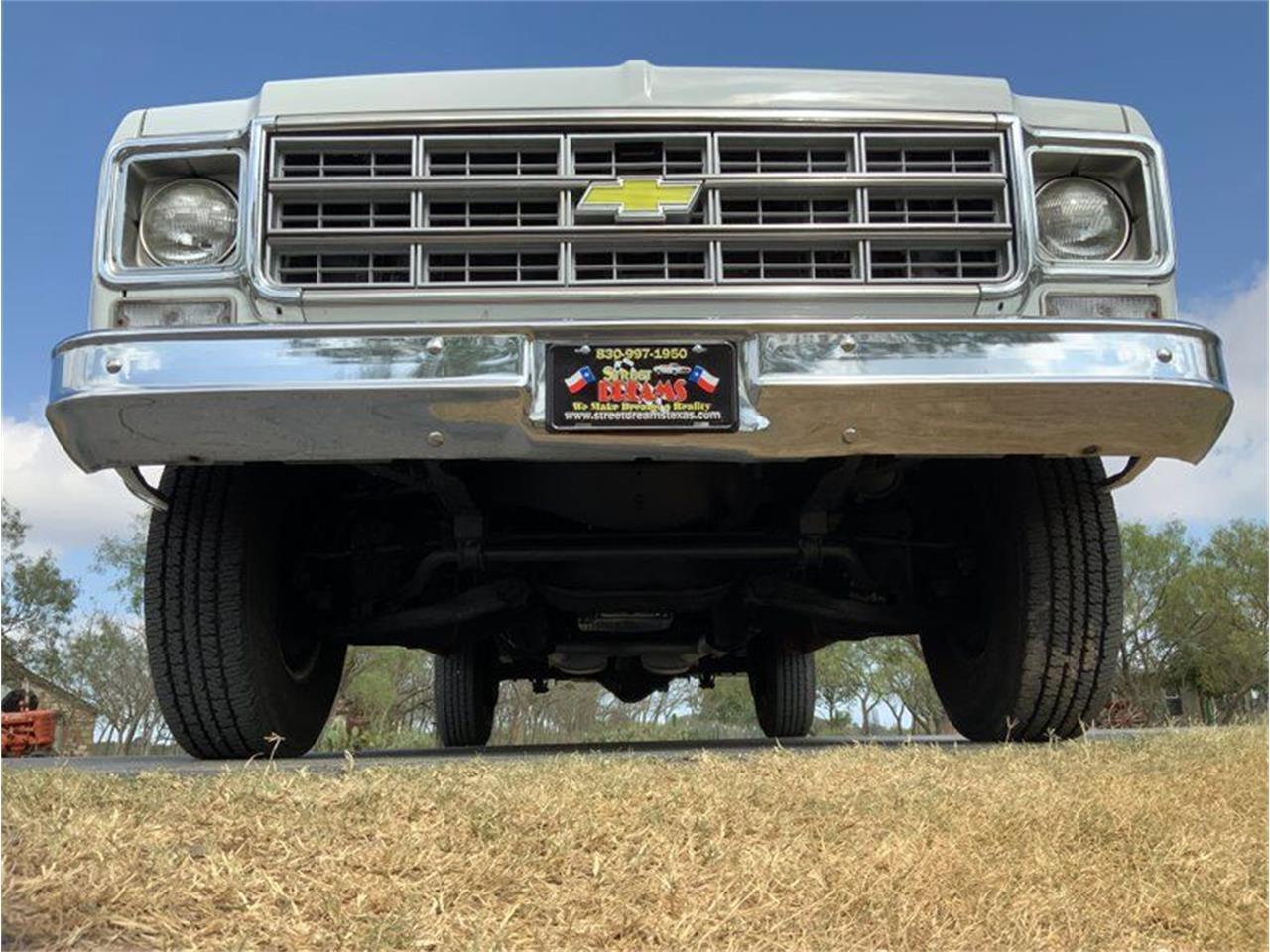 1978 Chevrolet Suburban (CC-1416355) for sale in Fredericksburg, Texas