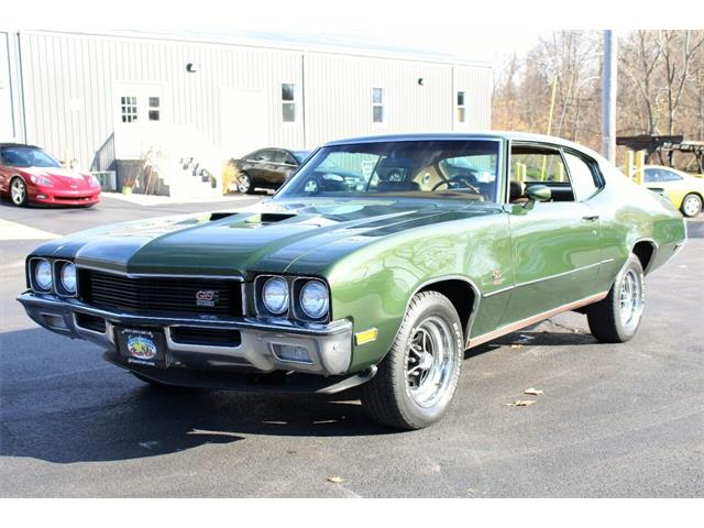 1972 Buick Gran Sport (CC-1416356) for sale in Hilton, New York