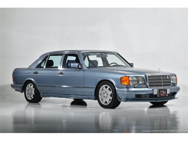 1985 Mercedes-Benz 500SEL (CC-1416361) for sale in Farmingdale, New York